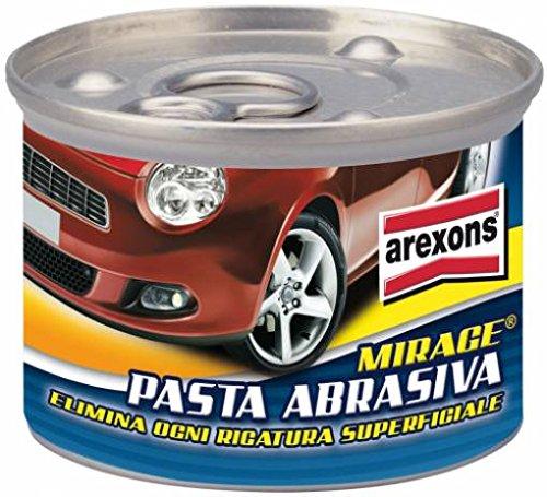 Pasta abrasiva auto e moto elimina cancella segni graffi rigature carrozzeria