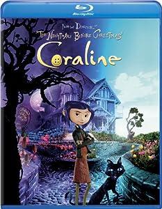 Coraline (Blu-ray 3D Combo Pack (Blu-ray 3D + Blu-ray + DVD))