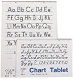 School Smart Lined Chart Tablet - 1 inch Rule - 24 x 16 inches - 25 sheet Pad