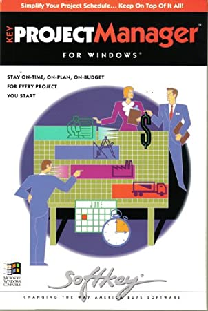 Key Project Manager Version 1.0