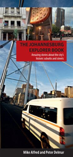 The Johannesburg Explorer Book PDF