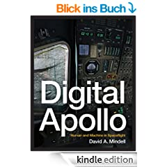 Digital Apollo: Human and Machine in Spaceflight (English Edition)