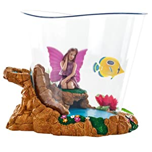 Trademark global fantaseas fairyland aquarium for Toy fish tank
