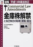図解 平成13年商法改正 金庫株解禁と自己株式の取得・保有・処分 (CK BOOKS)