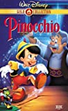 Pinocchio (Gold Classic Collection) [VHS]