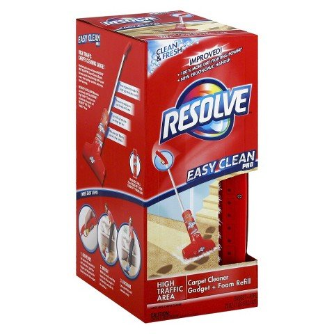 Resolve Easy Clean Carpet Cleaning Kit