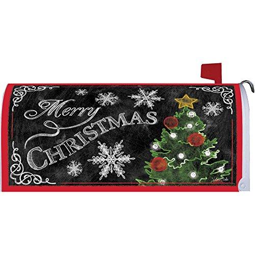 Merry Christmas Chalkboard Style