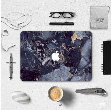macbook-pro13-cubierta-superior-vinilo-azul-piedra-marmol