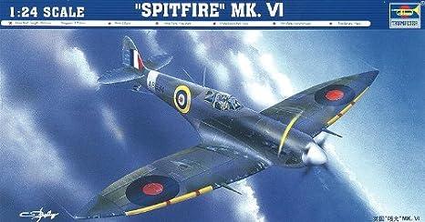 Trumpeter 1:24 - Supermarine Spitfire Mk.VI