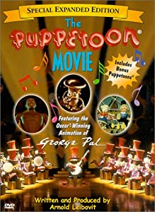 Cover of &quot;The Puppetoon Movie&quot;