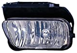 Depo 335-2007L-AS Chevrolet Silverado/Avalanche Driver Side Replacement Fog Light Assembly