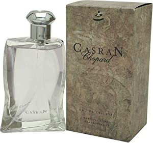 Casran By Chopard For Men. Eau De Toilette Spray 4.2 Ounces