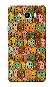 Samsung On8 Designer Cover KanvasCases Premium Quality Designer Printed 3D Lightweight Slim Matte Finish Hard Case Back Cover for Samsung Galaxy On8 + Free Mobile Viewing Stand