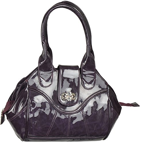 d2d0118f1a Gouri Bags Purple Colour Casual Stylish Trendy Bag For Girls Women Handbags  Designer Shoulder Bag Purses