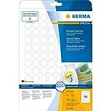Herma 4386 Etiketten 2400 Stück weiß