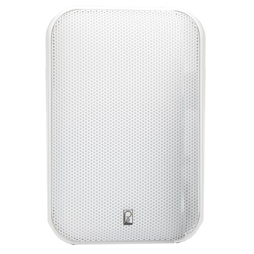 Brand New Polyplanar Platinum Panel Speaker - (Pair) White