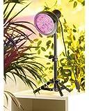 Lunartec - Ampoule de croissance 48 LED E27 ''Fast Grow''