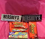 Hershey's Reese's & Jolly Rancher Assortment Of American Candy