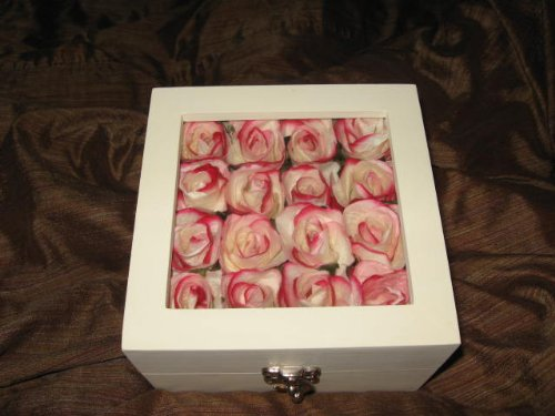 16 Rose Garden in Accessory Box.