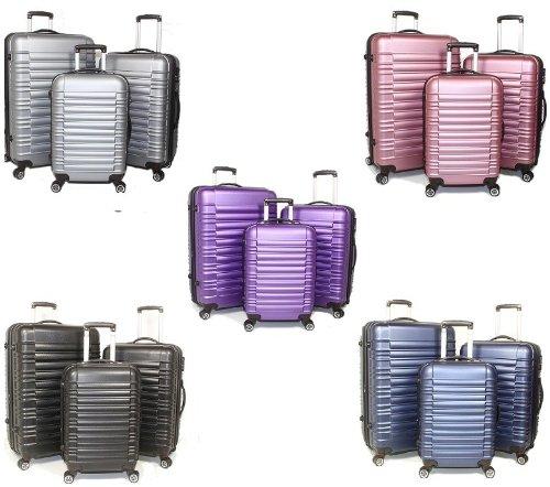 3 tlg. LG2088 Reisekofferset Koffer Kofferset