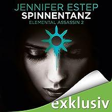 Spinnentanz (Elemental Assassin 2) Hörbuch von Jennifer Estep Gesprochen von: Tanja Fornaro