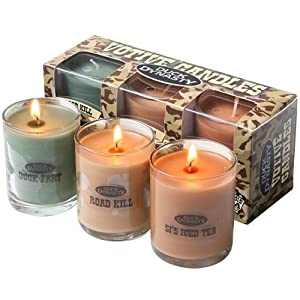DUCK DYNASTY CANDLES - SET OF 3