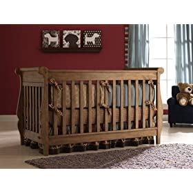 Graco Eco-Friendly Shelby Classic 4 in 1 Convertible Crib