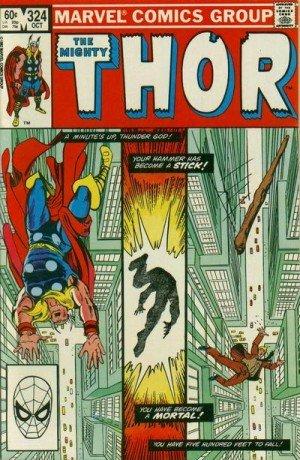 Thor #324 Graviton Appearance PDF