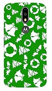 Doyen Creations Designer Printed High Quality Premium case Back Cover For Moto G4 Plus