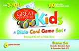 Great Adventure Kids Bible Card Game Set