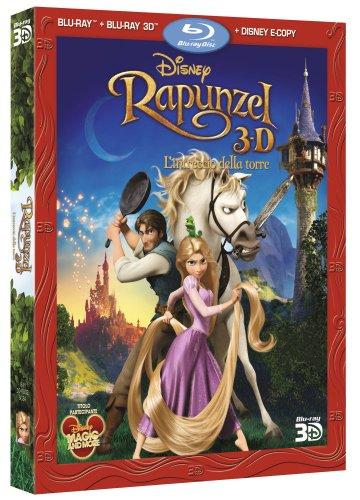 Rapunzel - LIntreccio Della Torre (3D) (2 Blu-Ray+E-Copy).