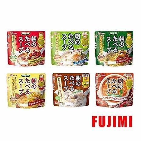 【クール便】フジッコ 朝のたべるスープ