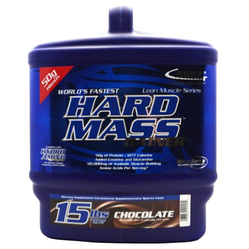 Inner Armour Blue Hard Mass Gainer Chocolate - 15 Lbs (6804G)