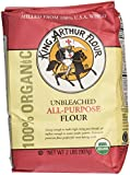 King Arthur 100% Organic All Purpose Flour, 32 oz