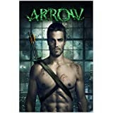 Shopolica Arrow Movie Poster (arrow-movie-3502)