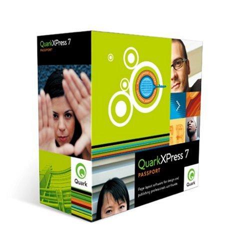 QuarkXPress Passport 7 (PC/Mac)