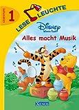 Leseleuchte - Winnie Puuh: Alles macht Musik