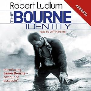 The Bourne Identity Audiobook