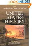 The Oxford Companion to United States History (Oxford Companions)