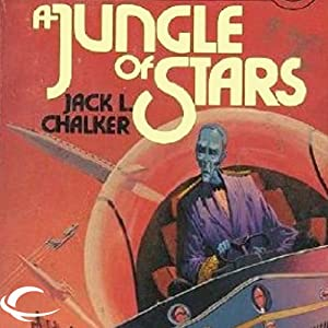 A Jungle of Stars | [Jack L. Chalker]