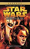 Star Was: Labyrinth Of Evil (0345475739) by Luceno, James