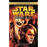 "Labyrinth of Evil (Star Wars, Episode III Prequel Novel) (Mass Market Paperback) By James Luceno          Buy new: $7.99 112 used and new from $0.01     Customer Rating:       First tagged ""kenobi"" by KMMR ""What do you see when you stand alone in the dark and the demons come?"""