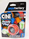 YoYoFactory ONE wExtra String  Red