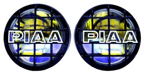 PIAA 5291 85-Watt Round Black Lamp KitB0000X0VBA : image
