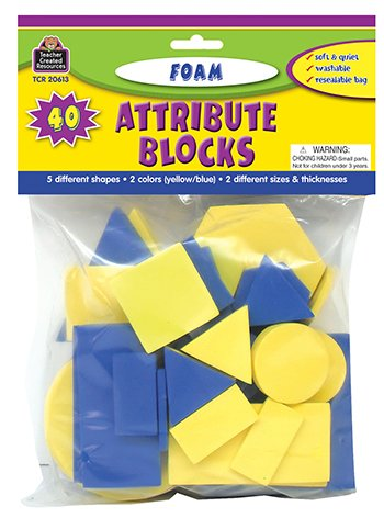 * Foam Attribute Blocks back-6059