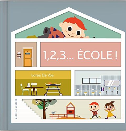 Les maisons de Léon : 1, 2, 3... école !