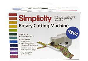 Simplicity Rotary Cutting Machine