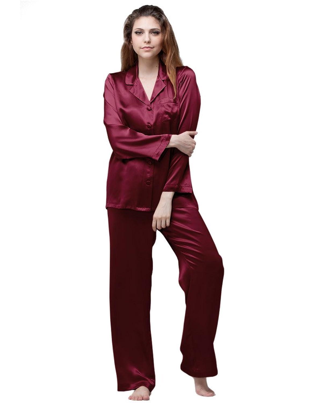 Top 10 Best Satin Silk Pajamas for Women 2018-2019 on Flipboard by Xayuk 3670d6363