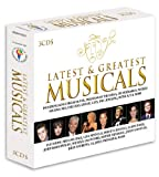 Latest & Greatest Musicals (3CD)