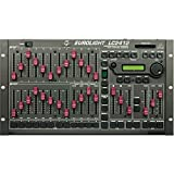 Behringer Eurolight LC2412 Professional 24-Channel DMX Stage Lighting Console (Color: Black)